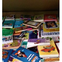 Book Lot of 100 Books For Children- Mixed Books( PB, HB, Fiction and Non-Fiction)