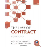 The Law of Contract Seventh Edition
