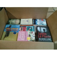 Book Lot of 10 Mixed Hardback Books