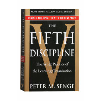 The Fifth Discipline:The Art & Practice of The Learning Organization