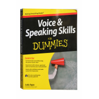 Voice and Speaking Skills For Dummies Paperback