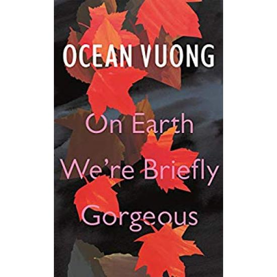 On Earth We are Briefly Gorgeous By Ocean Vuong (Hardback)