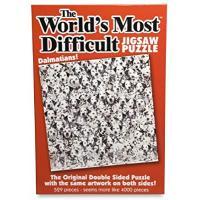 Worlds Most Difficult Jigsaw Puzzle Dalmatians- Paul Lamond Games