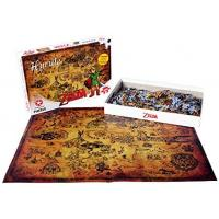 Winning Moves Legend of Zelda Hyrule Field 500 Piece Jigsaw Puzzle
