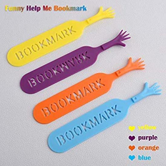 Bookmark Finger- A set of four