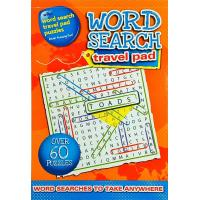 Word Search: Travel Pad By Wilko