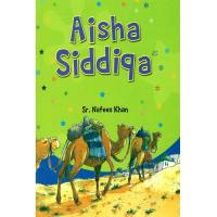 Aisha Siddiqa by Nafees Khan
