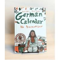 German calendar no December by Sylvia Ofili