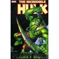Incredible Hulk Prelude to Planet Hulk TPB (2006 Marvel)