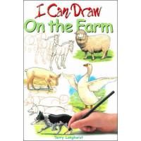 I Can Draw On the Farm HB