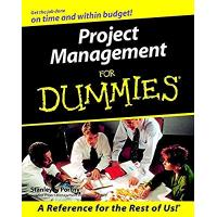 Project Management for Dummies Book by Stanley E. Portny