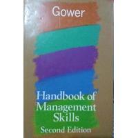 Gower Handbook of Management Skills HB