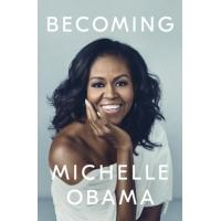 Becoming By Michelle Obama (Paperback)