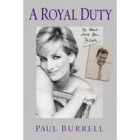 A Royal Duty Paul Burrell (Hardback)