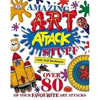 Amazing Art Attack Stuff  with Neil Buchanan HB
