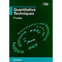 Quantitative Techniques 5th Edition