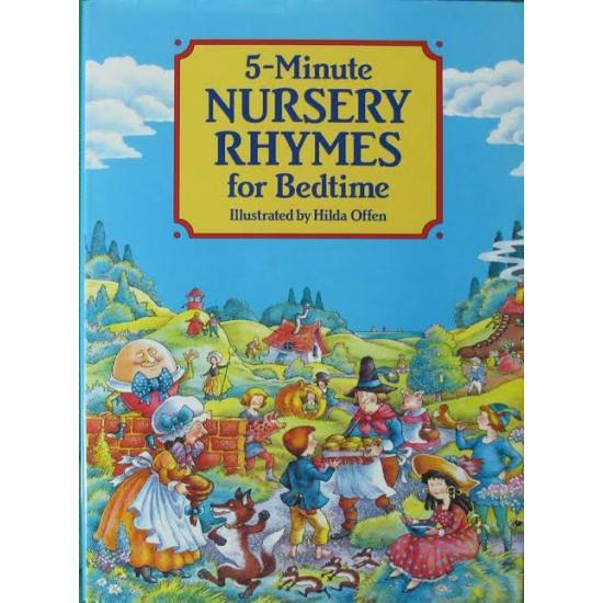 5 Minute Nursery Rhymes For Bedtime HB