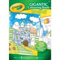 Gigantic Colouring Book by Crayola