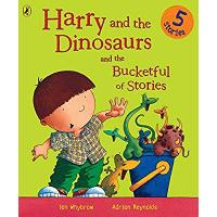 Harry and the Dinosaurs and the Bucketful of Stories HB