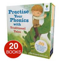 Practice Your Phonics With Traditional Tales