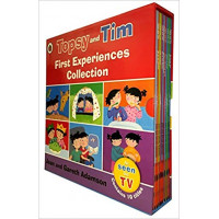 Topsy and Tim First Experiences Collection 10 Books Set Paperback