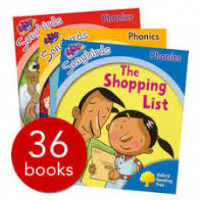 Songbirds Phonics Collection - 36 Books (Collection) Julia Donaldson